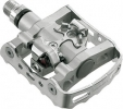SPD-Pedal Shimano PDM324 in Kt. einseitig,silber,9/16