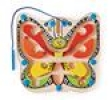 Hape bunter Flatterschmetterling