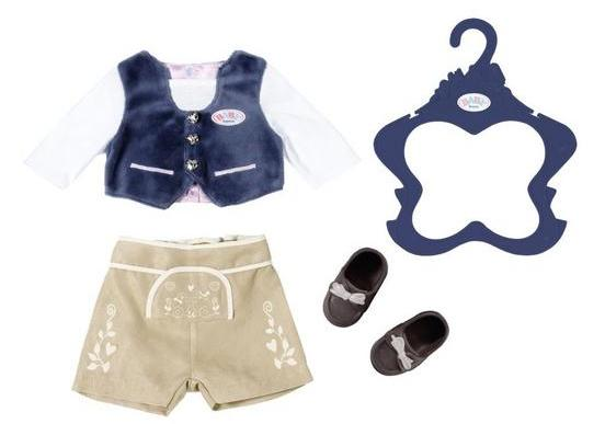 BABY born Trachten-Outfit Junge