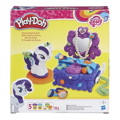 Play-Doh My Little Pony Raritys Salon