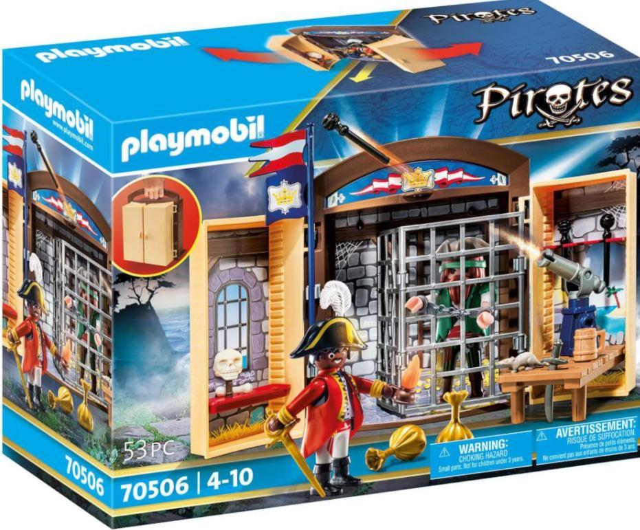 PM 70506 Spielbox Piratenabenteuer