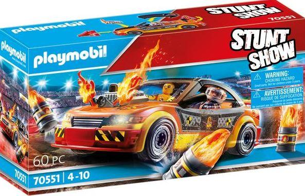 PM 70551 Stuntshow Crashcar
