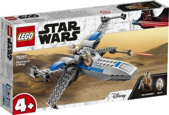 LEGO® Star Wars# 75297 Resistance X-Wing#